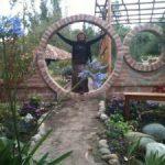 Edith-Lesley-Foley-chakra-garden-door-300x225