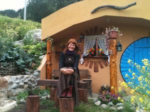 Edith Lesley Foley hobbit house 1