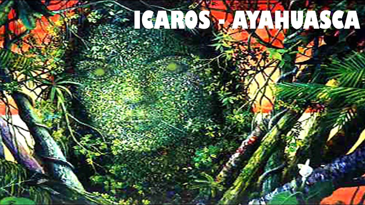 ayahuasca icaros